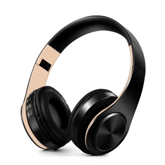 Wireless Foldable Bluetooth Headphones