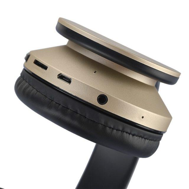 HiFi Deep Bass Wireless Stereo Headphones