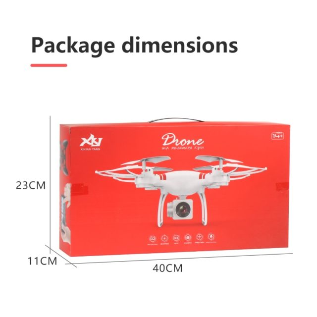 2020 New Drone 4k camera HD Wifi four-axis