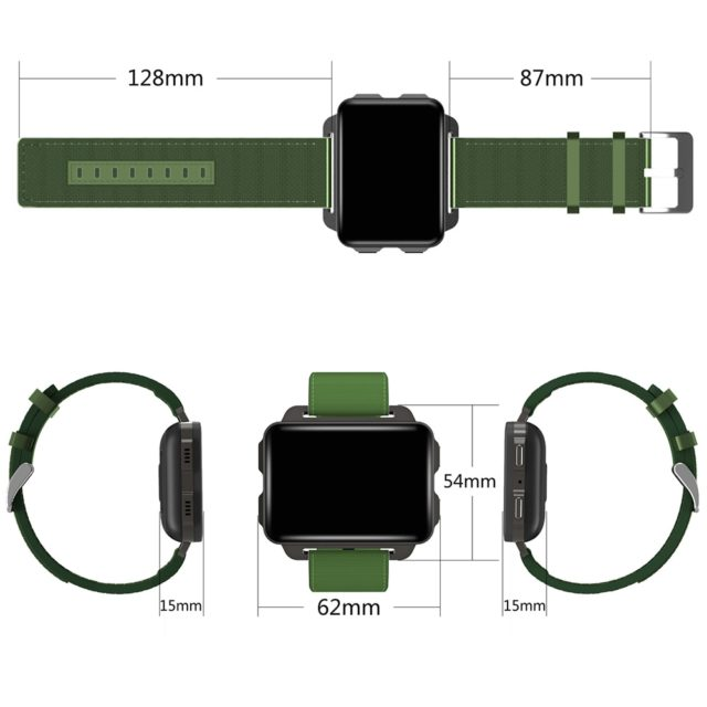 Smart Watch 2.2 Inch Android 1GB +16GB Wifi