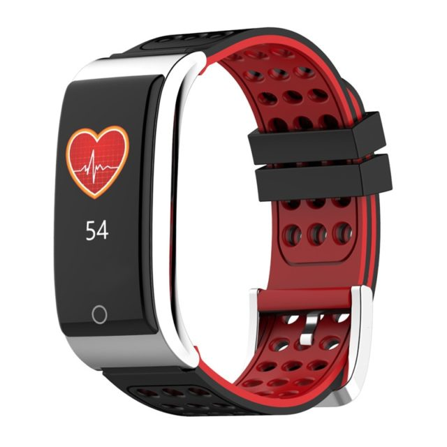 ECG PPG Smart Watch Waterproof Blood Pressure Monitor