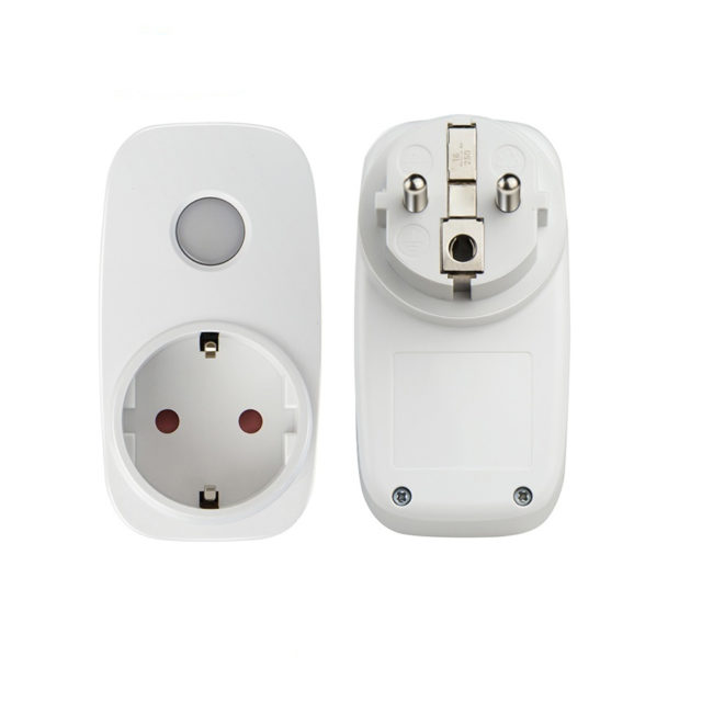 Broadlink Remote Timer With Energy Monitor 3G 4G Wifi Socket IOS Compatible Alexa