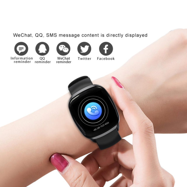 Full Screen Touch Smart Watch