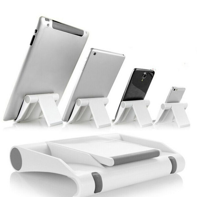 Solid Foldable Tablet Stand