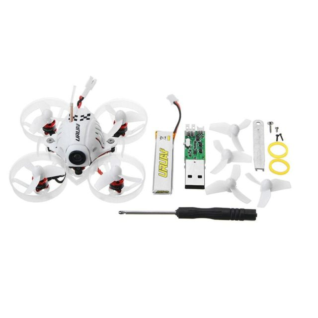 HD Camera 17000KV Motor FPV Micro Racing Drone