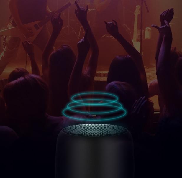Mini Rechargeable Bluetooth Speaker