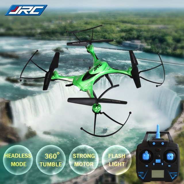Waterproof RC Drone Remote Control 2.4GHz Headless Mode