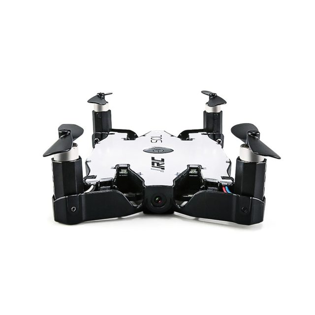Ultrathin Wifi FPV Selfie Drone 720P Camera Auto Foldable