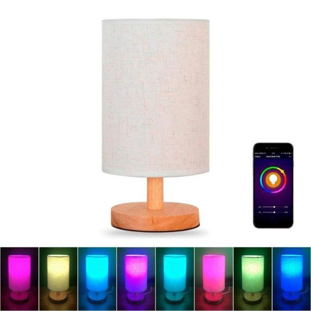 Durable Lamp Energy Saving SMART LED Alexa Control