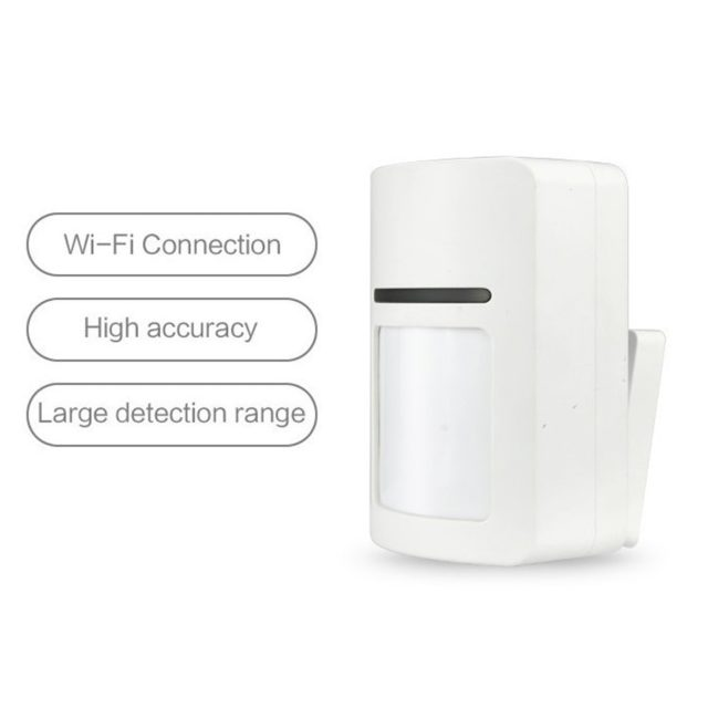 Smart Home Wifi Infrared Motion Sensor PIR Switch Support APP