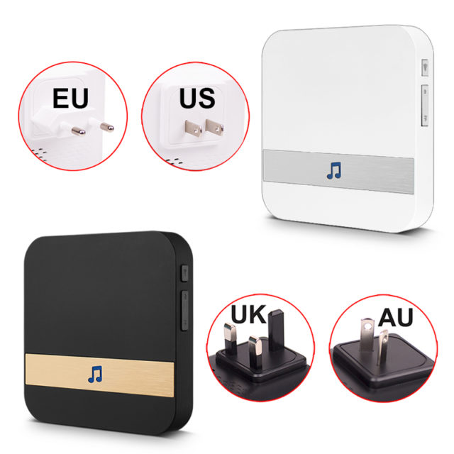 Smart IP Video Intercom WI-FI Video DoorBell Phone Camera App