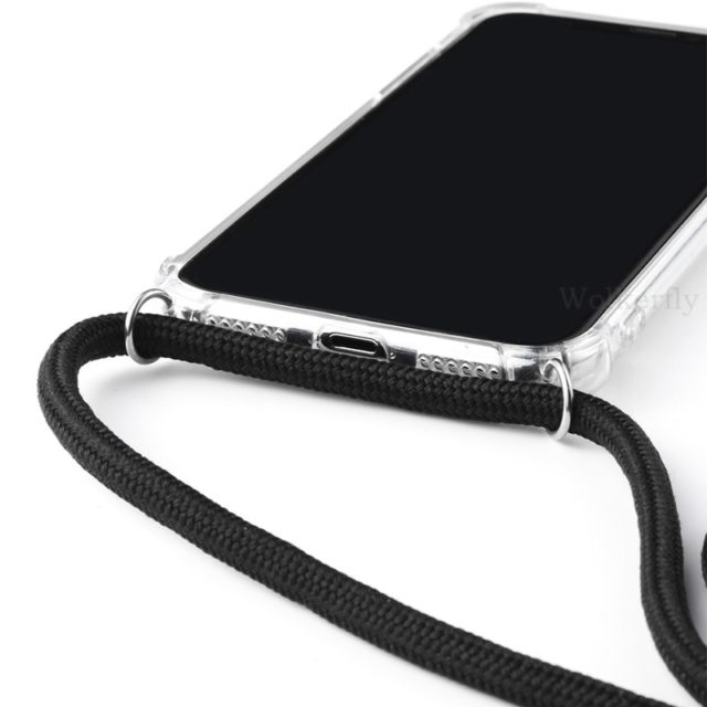 Shoulder Strap CASE For iPhone Anti-knock Cover