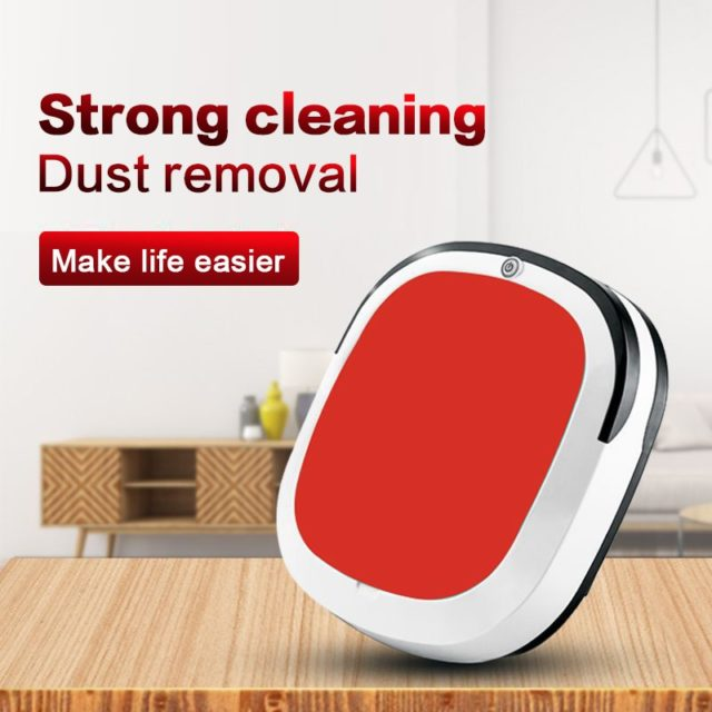 Rechargeable Smart Robot Vacuum Cleaner 3200PA