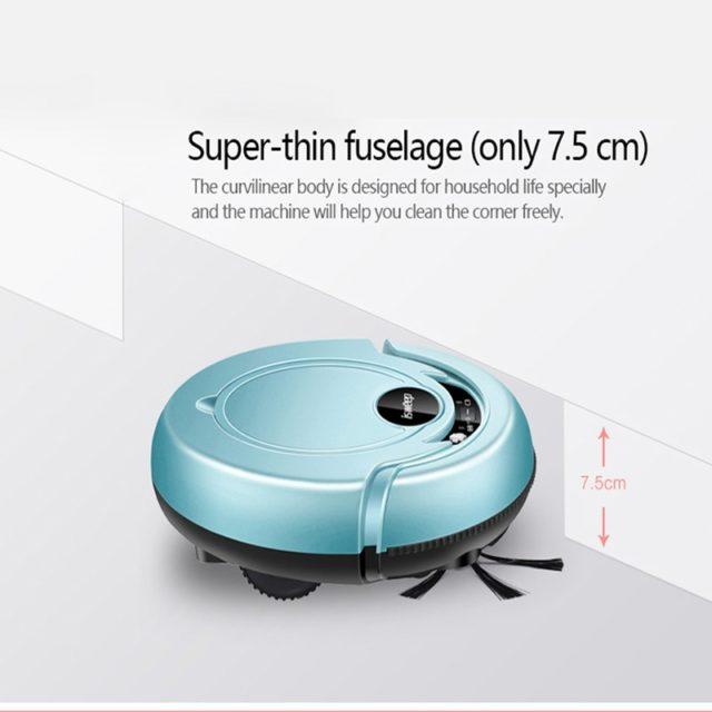 Smart Robot Vacuum Cleaner Wireless Vacuum Cleaner