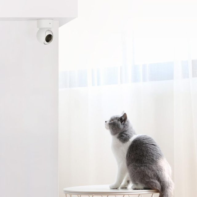 Xiaomi Mijia Chuangmi Smart IP Camera 1080P HD Webcam Camcorder WIFI Wireless 360 Angle  Night Vision for Mi home