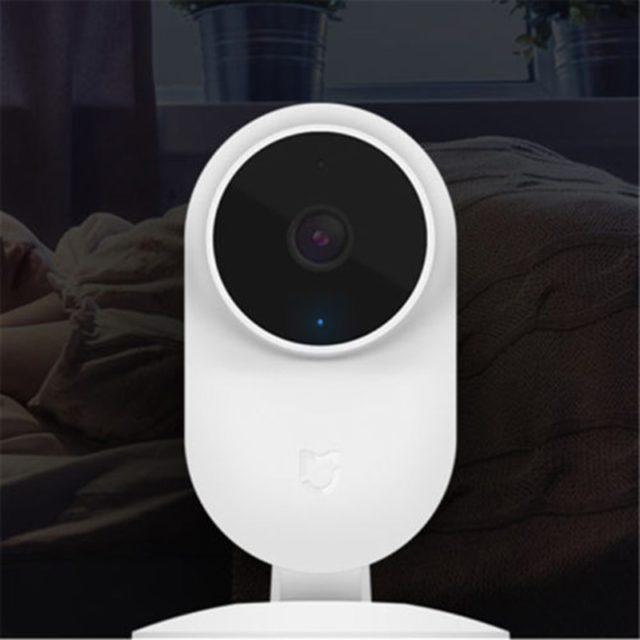Original Xiaomi Mijia 1080P IP Camera 130 Degree FOV Night Vision Security Smart Camera 2.4Ghz Dual-band for Home Kit Mi Home