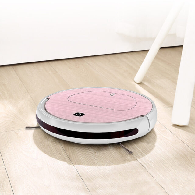 Robot Vacuum Cleaner fully Automatic Sweeping