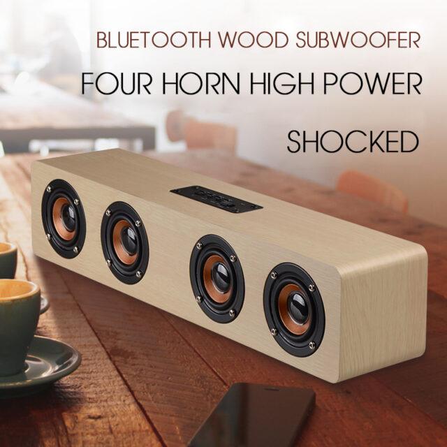 Portable Bluetooth speaker Portable Wireless Loudspeaker Sound System 10W