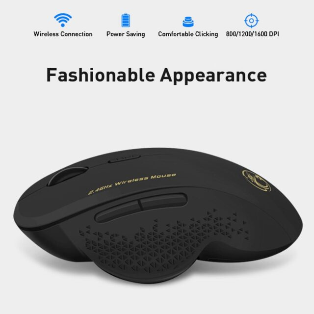 Wireless Mouse Gamer Computer Mouse Wireless Gaming Mouse Ergonomic Mause 6 Buttons USB Optical Game Mice For Computer PC Laptop