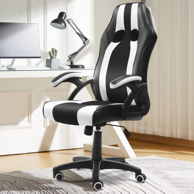 Gaming Chair High Back Executive Desk Computer Chair