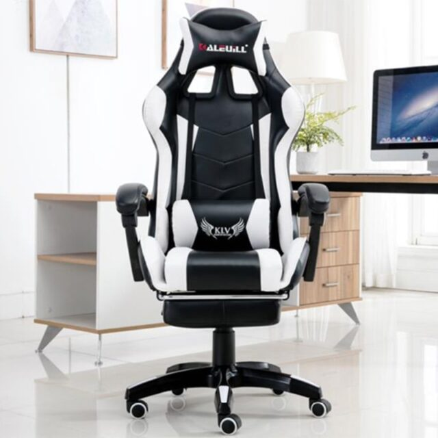 Competitive Game Computer Chair Professional Headrest Office Internet Lazy Lounge