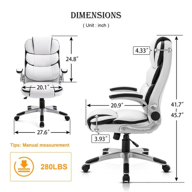 Seatingplus High-Back Executive chair office Chair Gaming Chair ergonomic leather chairs swivel chair computer armchair