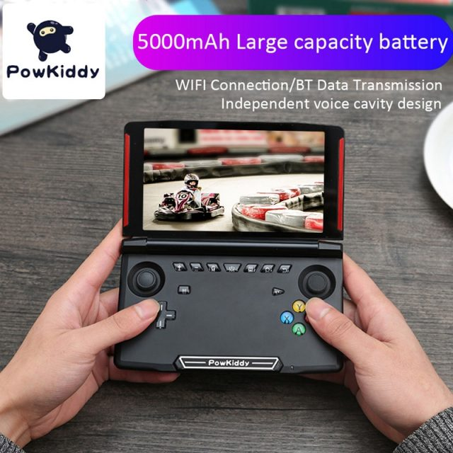 Android Handheld Game Console 5.5 Inch 1280*720 Screen 2G RAM 32G ROM