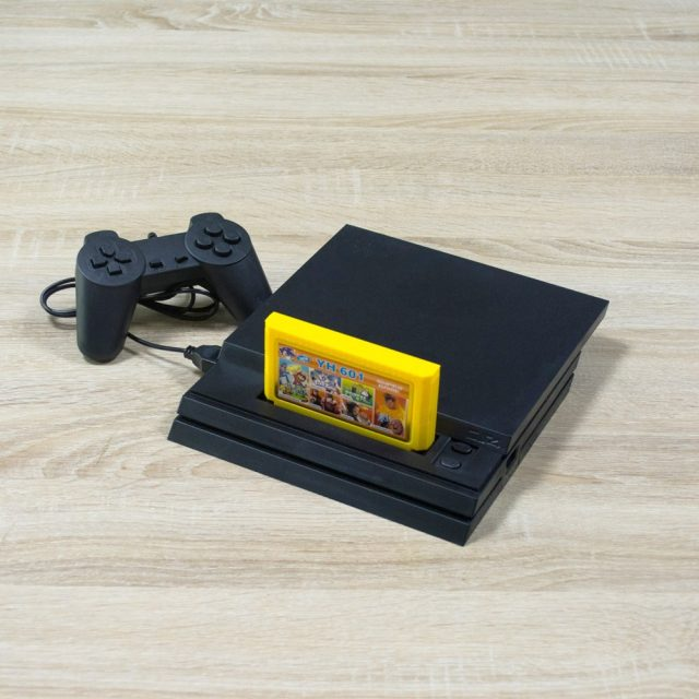 TV Game Console 8 Bit Video Gaming built in 200 games support cartridge
